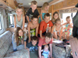 AmeriGO RV Club Blogger Susie Kellogg and Her Full-time RVing Family...