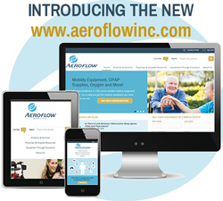 aeroflowinc.com site features responsive website design