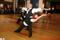 Dale and Anita Strawser World Dance Champions