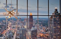 SMS Tech Solutions Reception in Atlanta, GA