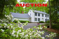 Estate Home Auctions Great Falls Virginia