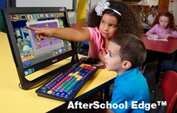 child care, afterschool programs, AWE, Alta Loma, digital learning, computers for children