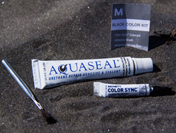 aquaseal, aquaseal black, wetsuit repairs, m essentials
