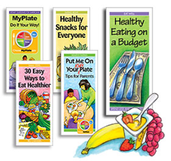 Healthy Eating on a Budget pamphlets