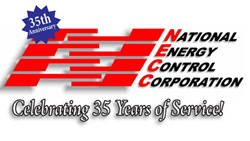NECC 35th Anniversary Logo