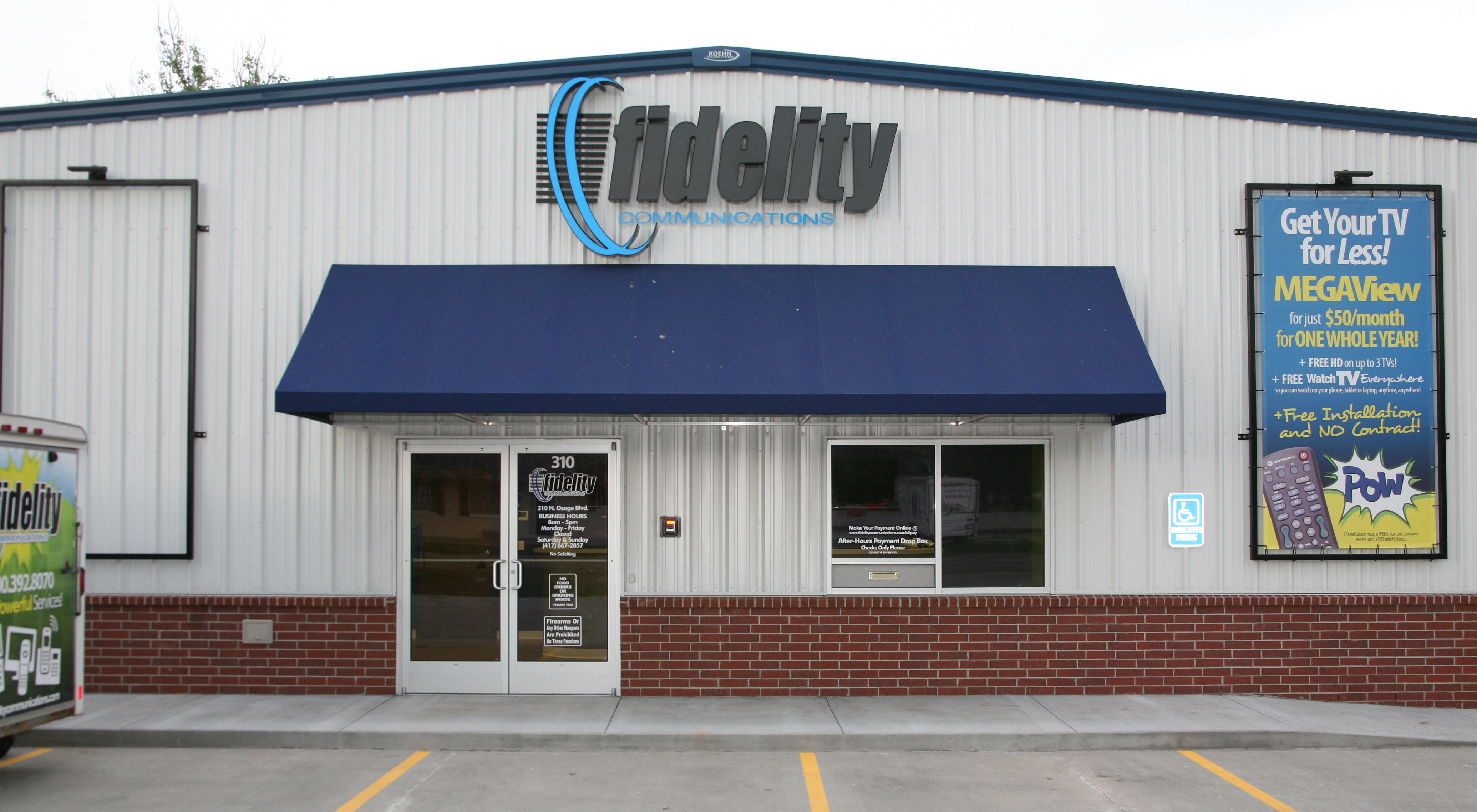 Fidelity moves to new nevada mo location grand opening friday - Fidelity family office services ...