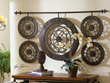 Time Zones Clock From Uttermost 06909