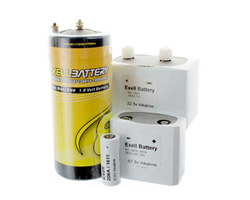 Exell Battery 457/467, 763, EBR-40, 206 Newly Released Batteries