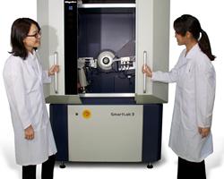 New Rigaku SmartLab 3 X-ray diffraction system