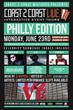 Coast 2 Coast LIVE Comes to Philadelphia June 23, 2014