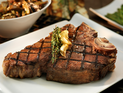 Celebrate National Steakhouse Month at Twin Creeks Steakhouse in Las Vegas