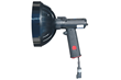 5 Million Candlepower Handheld Spotlight with a Green Hunting Lens