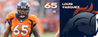 Denver Broncos All-Pro Louis Vasquez Discusses His Career and Charity...