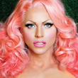 Courtney Act photographed by Magnus Hastings