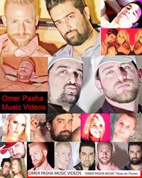 Omer Pasha LA Poster