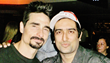Omer Pasha with Kevin Richardson