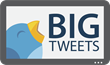 Big Tweets Streams Live Twitter Feeds to Any Display With Google...