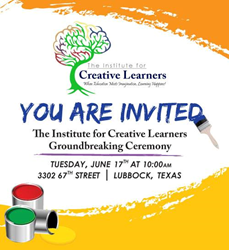 Everyone Invited to Groundbreaking June 17th, 2014 10:00 am