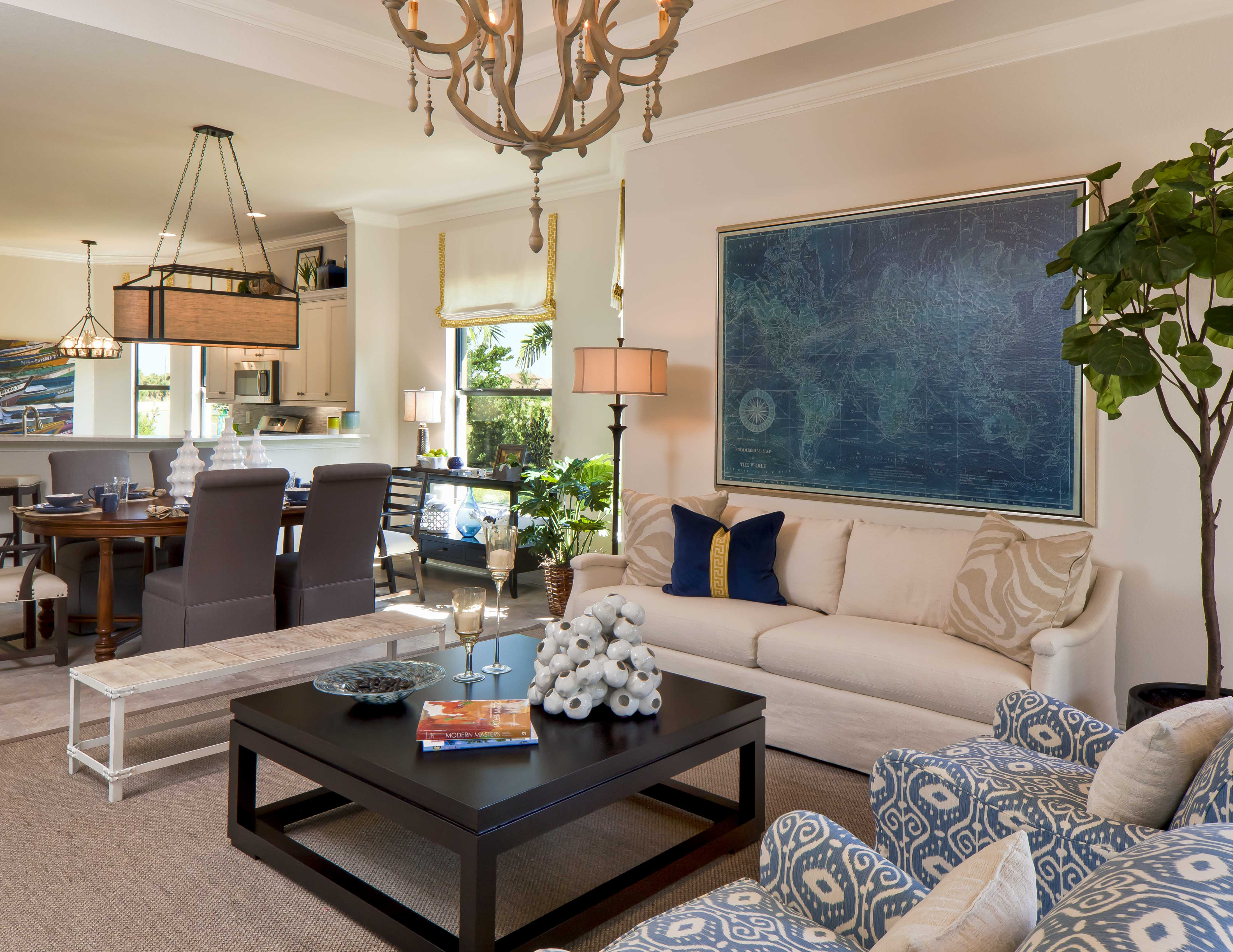 Beasley Henley Interior Design S Features Key To Creating High Impact Model Home