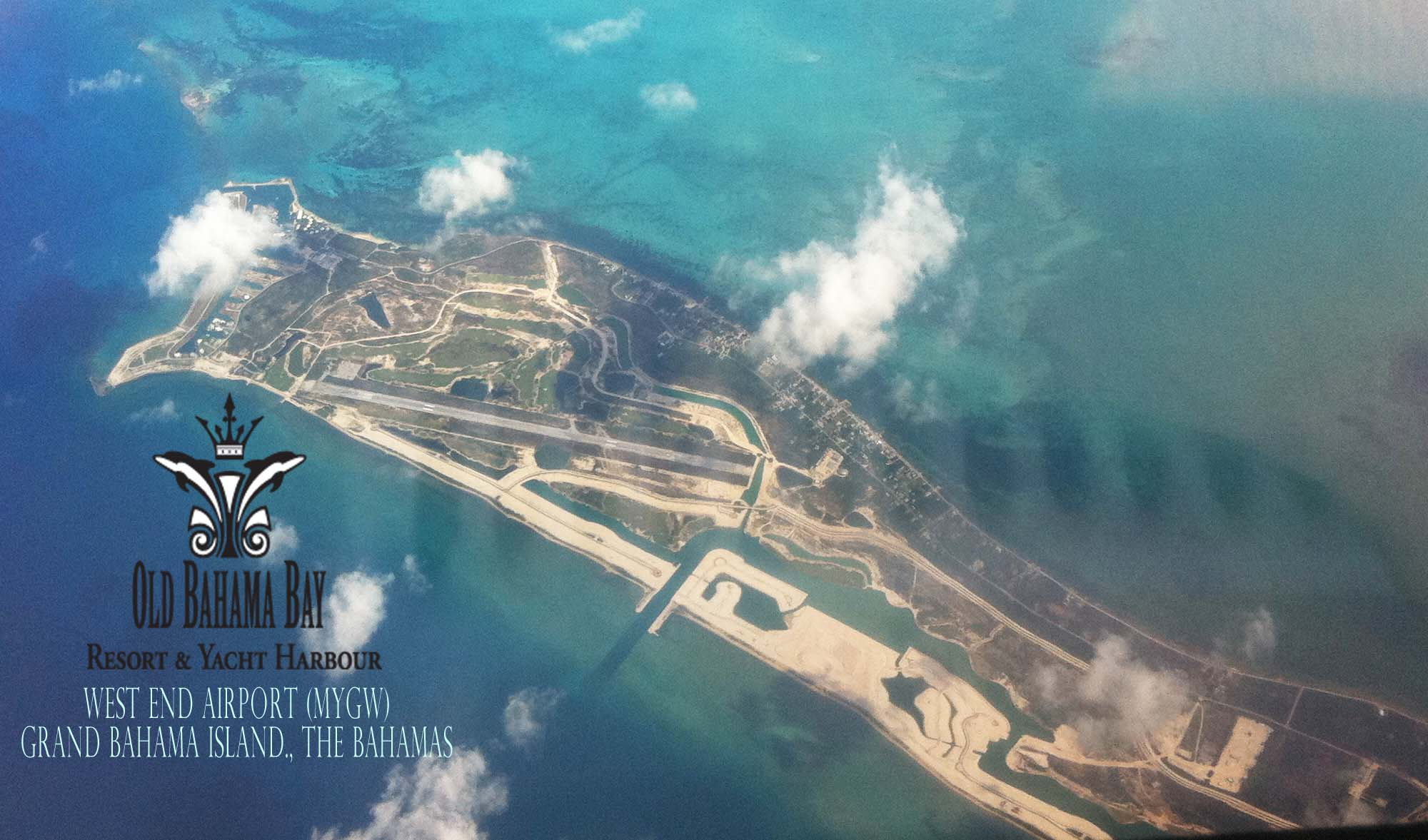 The West End Airport Grand Bahama Island The Bahamas Now Open to Private Pilots and Charter