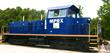 MP&ES Hi Vis Locomotive Cab