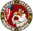 Charlie Foxtrot Coffee Logo