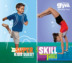 Kid's Quest and Skill Thrill Summer Camps