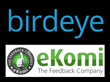 eKomi, The Feedback Company and BirdEye Announce Global Strategic Partnership