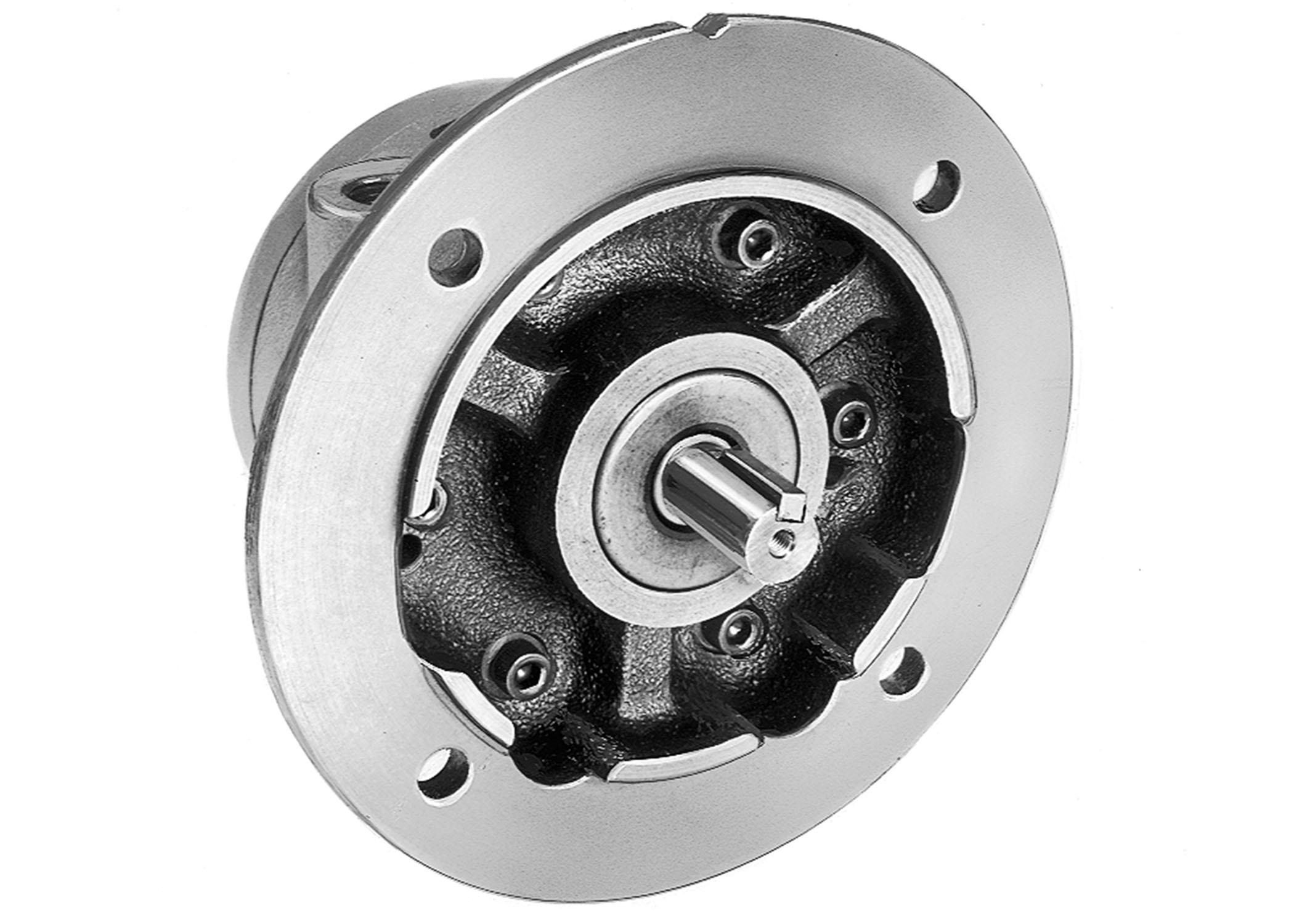Filtersafe specifies gast atex air motors for new ballast for Gast air motor distributors