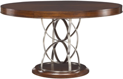 American Drew Motif Collection Mixed Media Dining Table