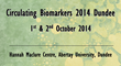 Circulating Biomarkers Conference Puts the Spotlight on miRNA, cfDNA and CTC Biomarkers in Oncology
