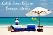 One lucky winner will enjoy a vacation getaway to sunny Cancun, Mexico