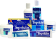 All contestants receive a coupon for $5 off any Topricin formula