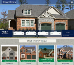 Boone Homes Website