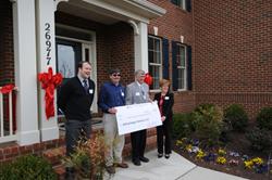 Advantage Homes Award Winning Warranty program.