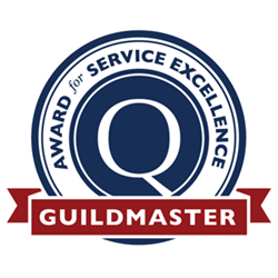 Woodard Cleaning & Restoration in St. Louis, Mo. has been presented with the 2014 Guildmaster Award from GuildQuality.