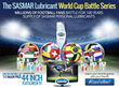Fans play for 100 years supply of Personal Lubricant in a series of World Cup Contests