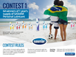 Enter the #DareToWin SASMAR Personal Lubricants Contest 1!