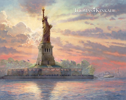 Painting Title: Dedicated to Liberty
