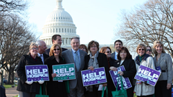 NHPCO Hospice Advocates on Capitol Hill