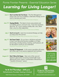 Pointe Fronitier Education Series Information Flyer