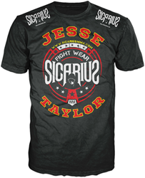 Jesse Taylor's Official Walkout Shirt