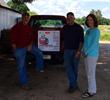 Carolina Farm Credit Members Win Drawing for Honda Generator
