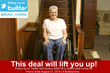 Follow Butler Mobility On Twitter to Receive Special Offer On Wheelchair Lift