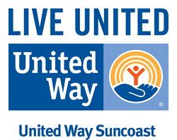 United Way Suncoast is changing the community's story by helping to break the cycle of generational poverty through educational programs that give children the skills to succeed and help adults achieve long-term financial stability, as well as provide sup