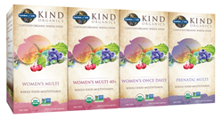 Kind Organics are now available from Healthy Vitamins