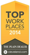 The Center for Health Affairs Named One of the Best Places to Work in...