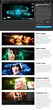 Pixel Film Studios Announced Today the Releases of Midnight Glow Theme...