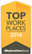 xMatters Recognized as Top-Ranking Workplace in San Francisco Bay Area