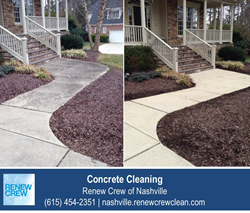 Concrete Cleaning Nashville